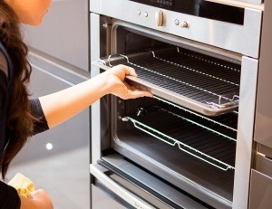 Oven Cleaning in London