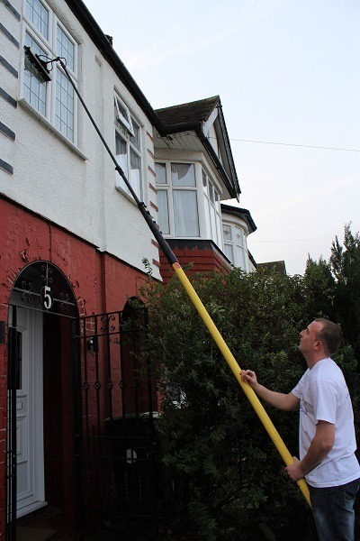 Window Cleaning in London